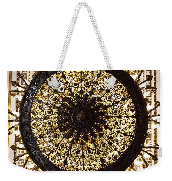 Winter Palace 1 Weekender Tote Bag