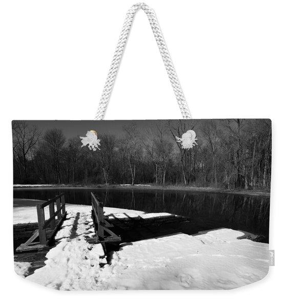 Winter Park 2 Weekender Tote Bag