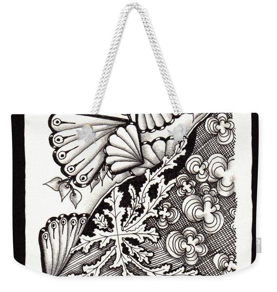 Winter Spring Summer 'n Fall Weekender Tote Bag