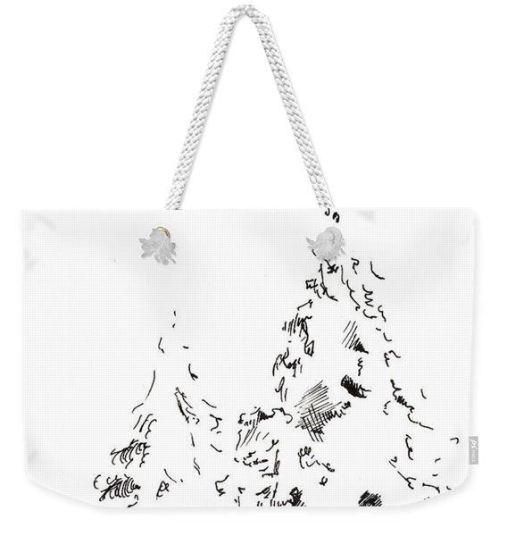 Winter Trees 1 - 2016 Weekender Tote Bag