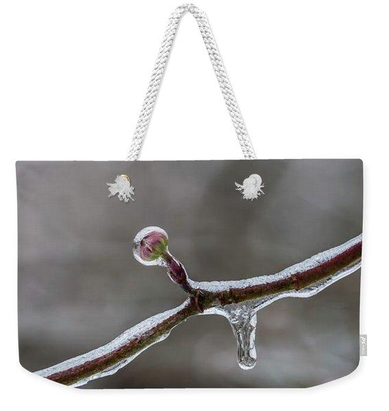 Winterizing - 1234 Weekender Tote Bag