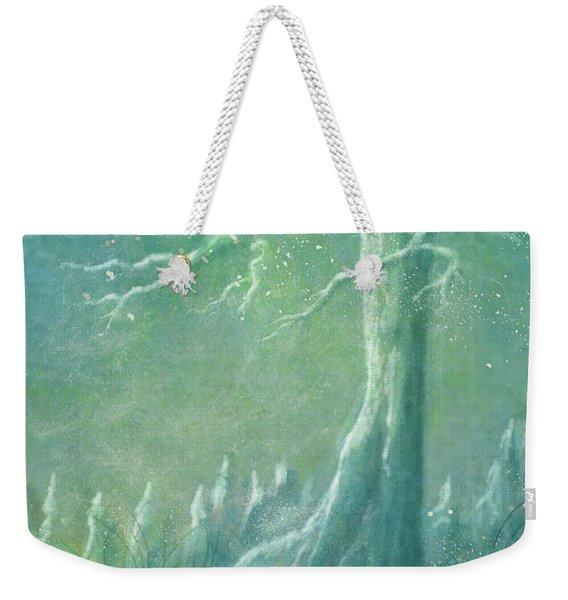 Winters Coming Weekender Tote Bag