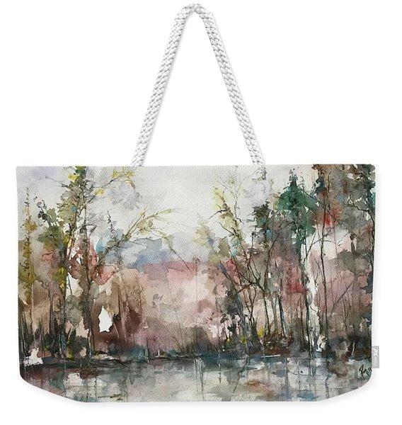 Winters  Dawn Series Weekender Tote Bag