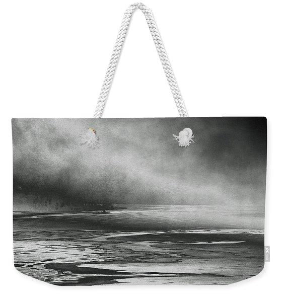 Winter's Song Weekender Tote Bag