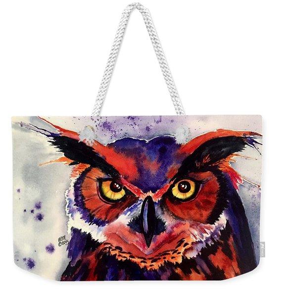 Wisdom's Strength Weekender Tote Bag