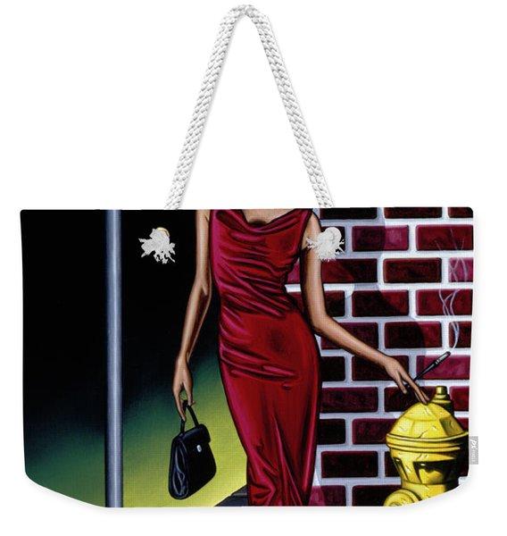 Wishbone Alley Weekender Tote Bag