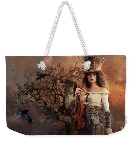 Wishing Tree Weekender Tote Bag