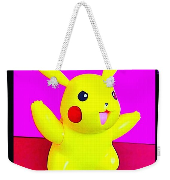 Wishing You #sweet #colorful #silly Weekender Tote Bag