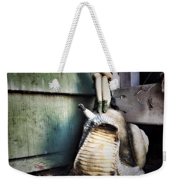 Wistful Weekender Tote Bag