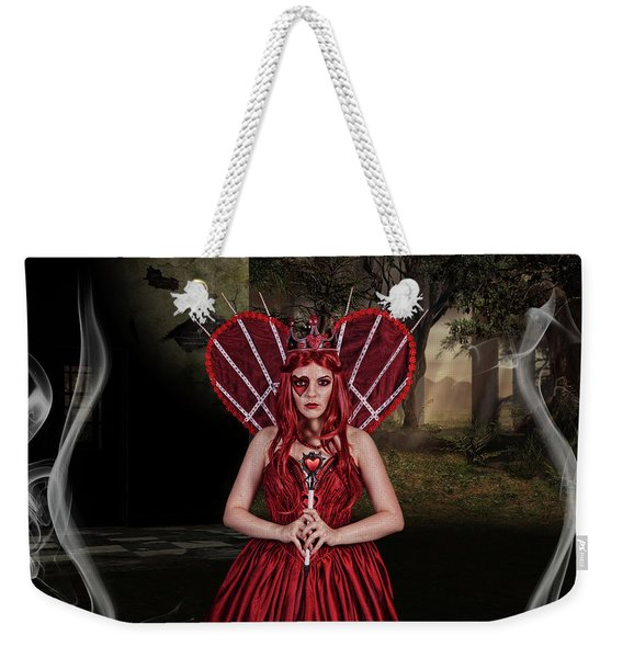 Witch Queen Of New Orleans Weekender Tote Bag