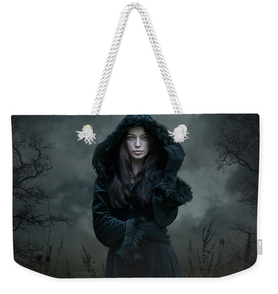 Weekender Tote Bag featuring the photograph Witchcraft by Clayton Bastiani