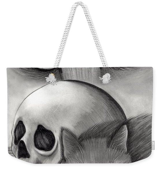 Witch's Cat Eyes Weekender Tote Bag