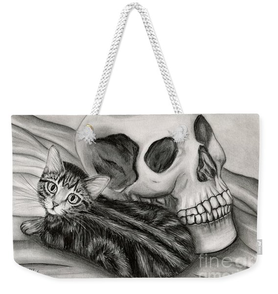 Witch's Kittens Weekender Tote Bag
