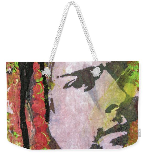 Something In The Way Weekender Tote Bag