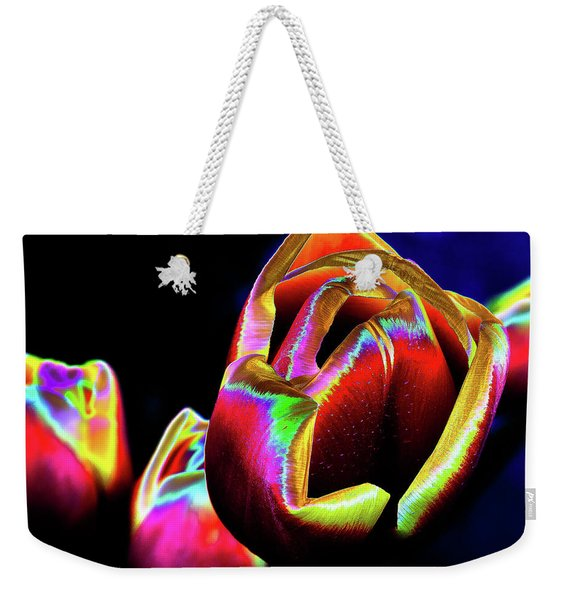 Withering Tulips Weekender Tote Bag