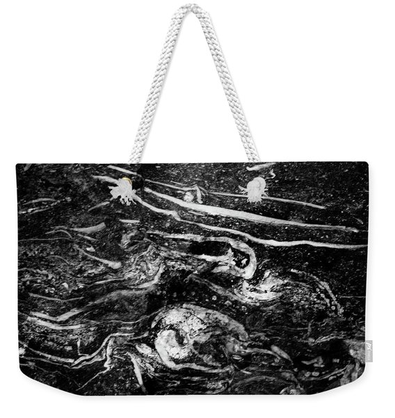 Within A Stone Weekender Tote Bag