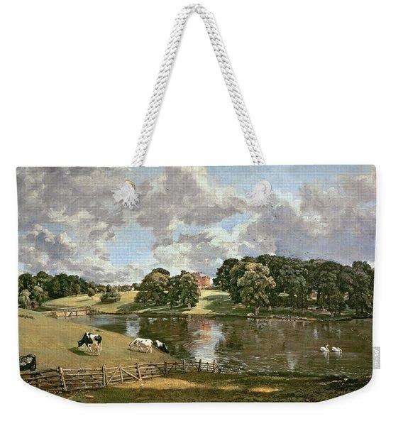 Wivenhoe Park Weekender Tote Bag