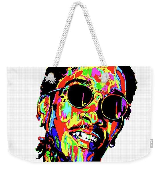 Wiz Khalifa  Weekender Tote Bag