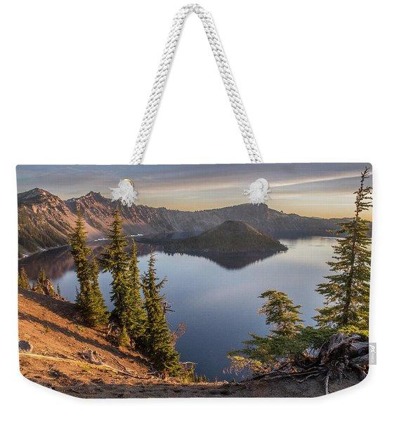 Wizard Island Beauty Weekender Tote Bag