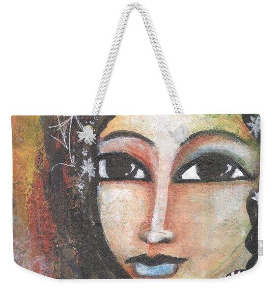 Woman - Indian Weekender Tote Bag