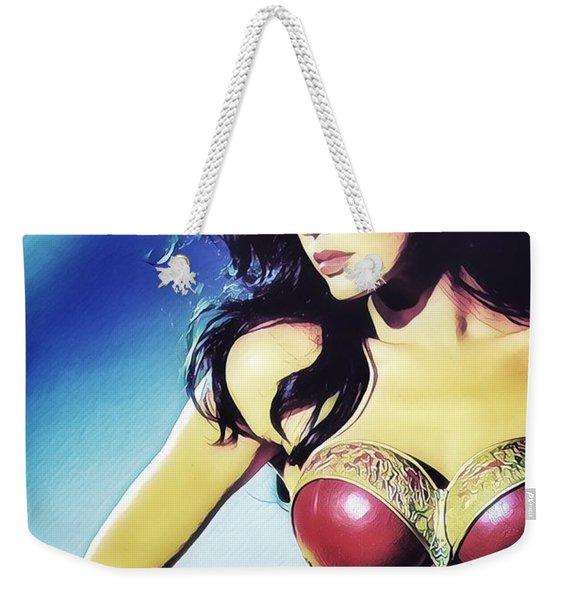 Womanition Weekender Tote Bag