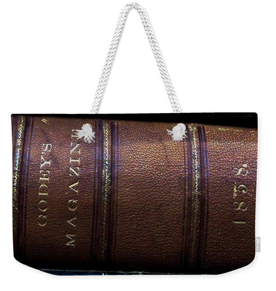 Woman's History Weekender Tote Bag