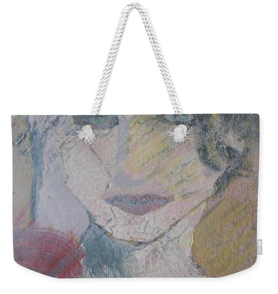 Woman's Portrait - Untitled Weekender Tote Bag