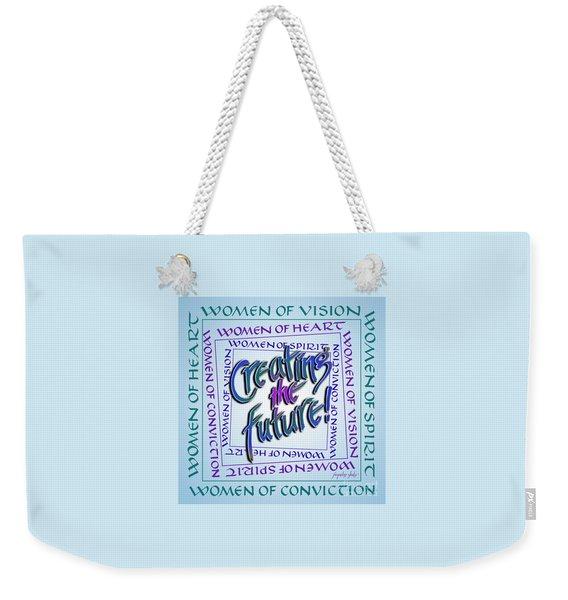 Women Of Vision Weekender Tote Bag