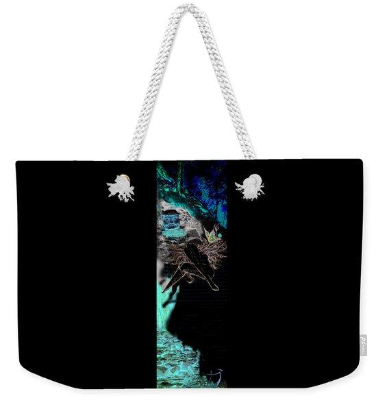 Women Rose Weekender Tote Bag