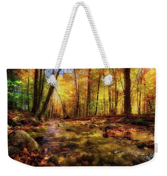 Wonalancet River Weekender Tote Bag
