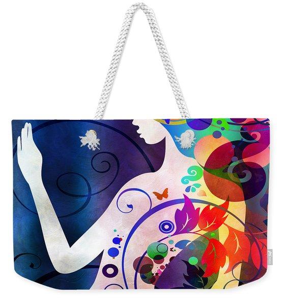 Wonder Weekender Tote Bag