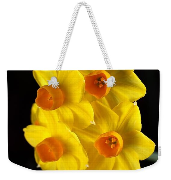 Wonderful Jonquils Weekender Tote Bag