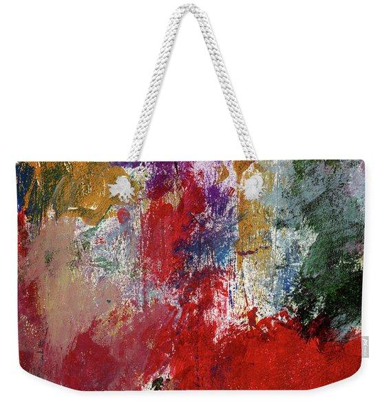 Wonderland 3- Art By Linda Woods Weekender Tote Bag