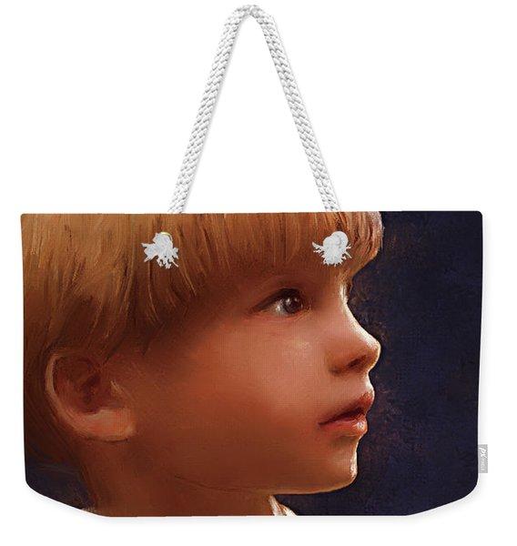 Wonderment Weekender Tote Bag
