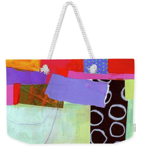 Wonky Grid #19 Weekender Tote Bag