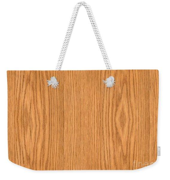 Wood 4 Weekender Tote Bag
