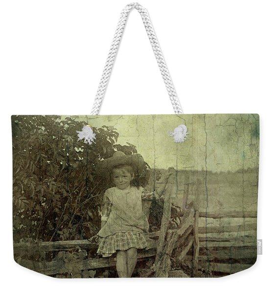 Wooden Throne Weekender Tote Bag