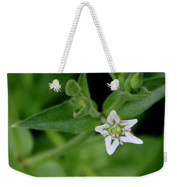 Woodland Wildflower Weekender Tote Bag