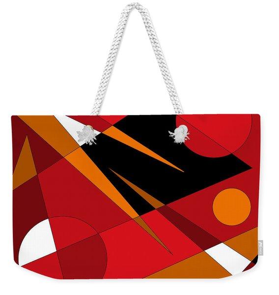 Woodwind Weekender Tote Bag