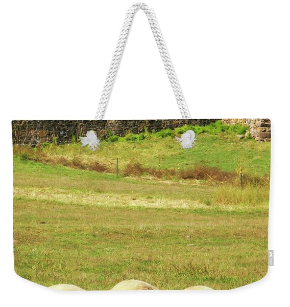 Wooly Bully Weekender Tote Bag