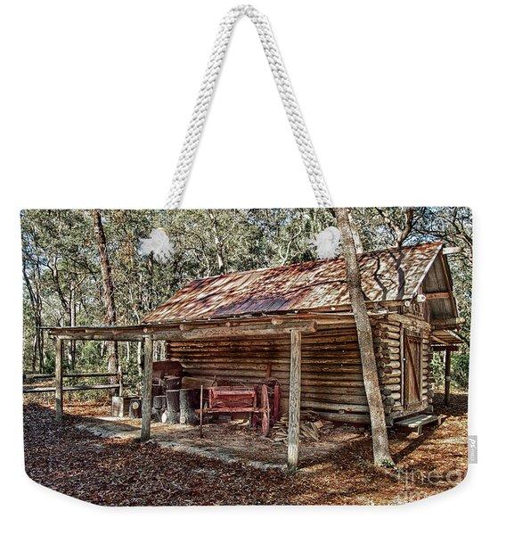 Workshop Weekender Tote Bag