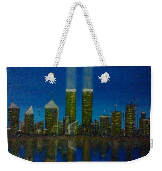 World Trade Center Weekender Tote Bag