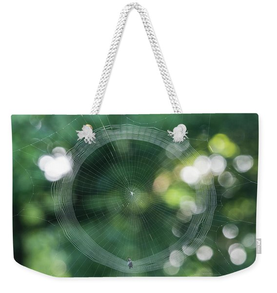 World Wide Web Weekender Tote Bag