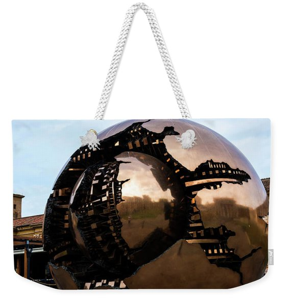 World Within A World Weekender Tote Bag