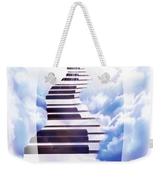 Worship Encounter Weekender Tote Bag