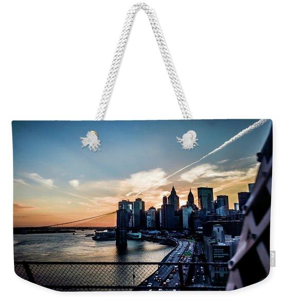 Would You Believe Weekender Tote Bag