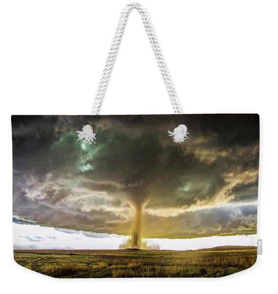 Wray Colorado Tornado 070 Weekender Tote Bag