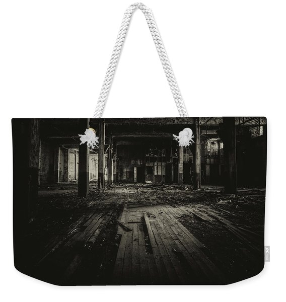 Ws 1 Weekender Tote Bag