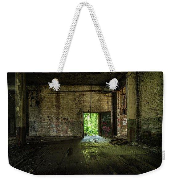 Ws 2 Weekender Tote Bag