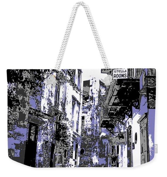 Xania Street Weekender Tote Bag
